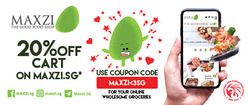 >MAXZI (The Good Food Shop)