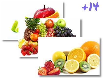Fruit theme pack