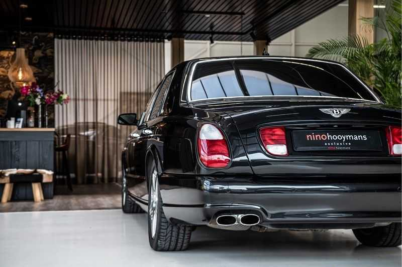 Bentley Arnage 6.8 V8 T (recent voor 20.000,- onderhouden) afbeelding 3