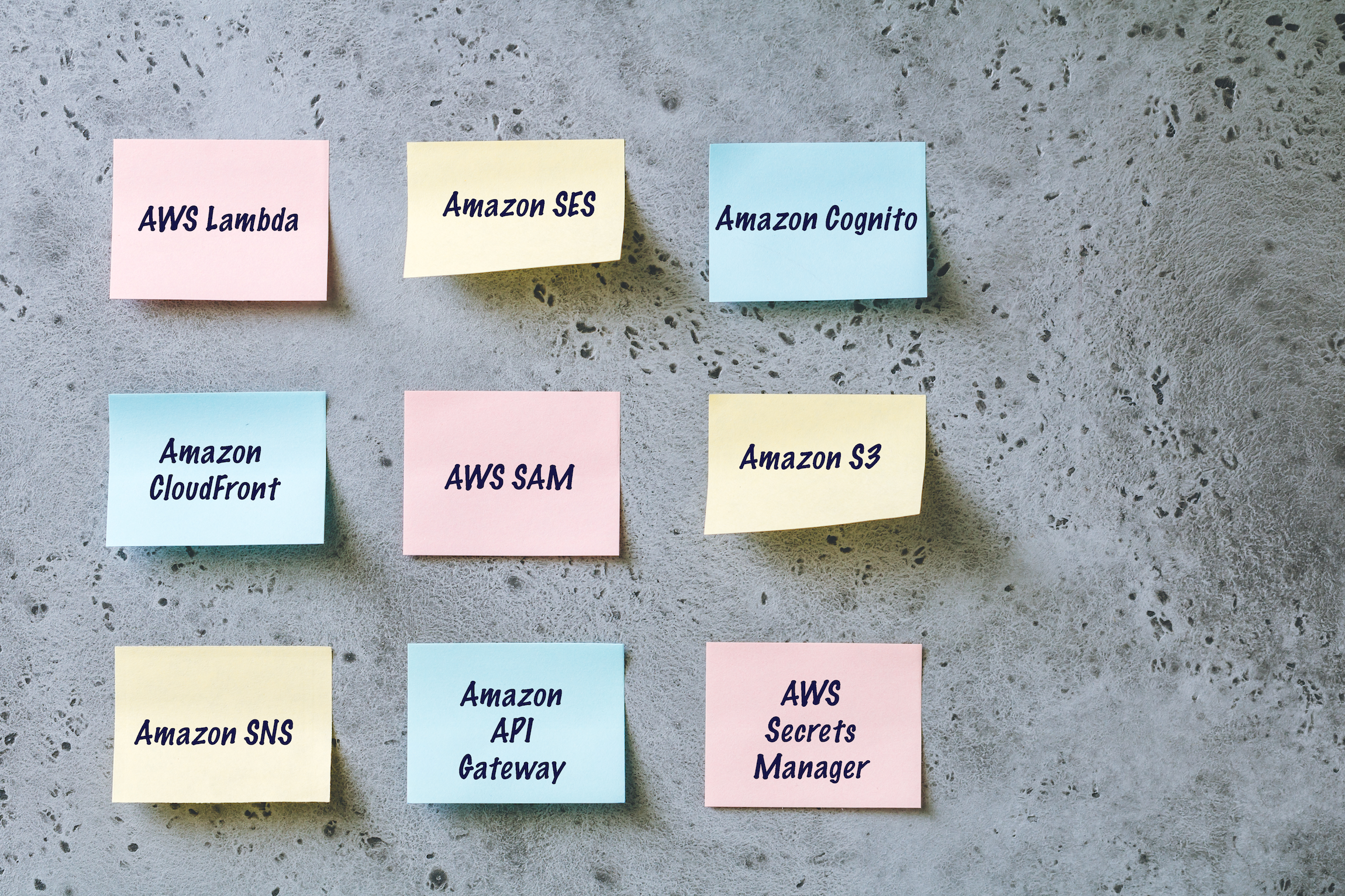 Serverless Summer School Cliff's Notes — AWS Serverless Products, Explained