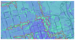 Delineating Neighborhoods Using Location Choices