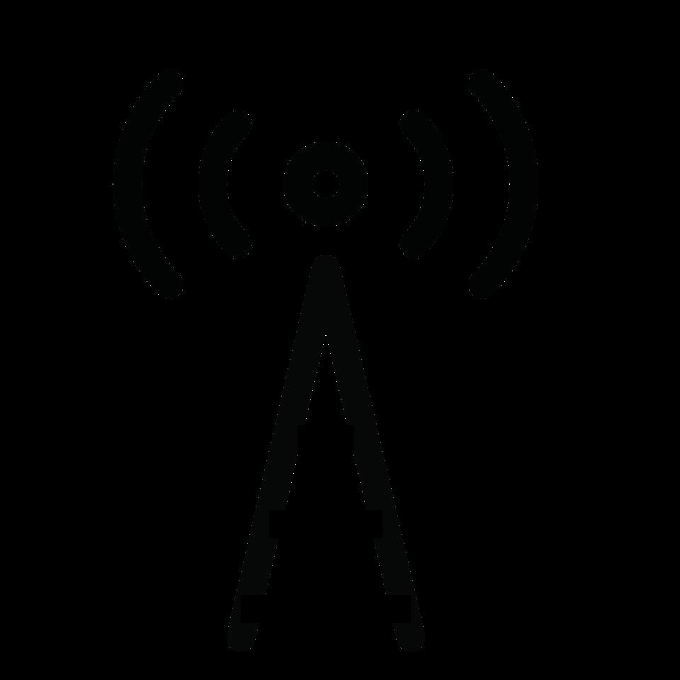 Multimedia audio antenna tower