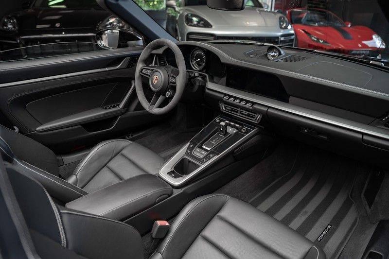 Porsche 911 992 S Cabrio Sport Design Pakket Ventilatie Led Matrix Chrono Sport Uitlaat 3.0 Carrera S afbeelding 25