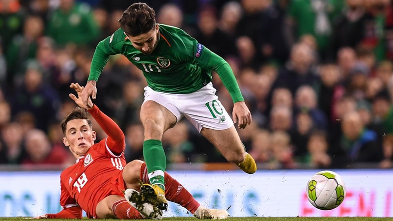 フットボール・アソシエーション・オブ・アイルランドのサッカーの試合