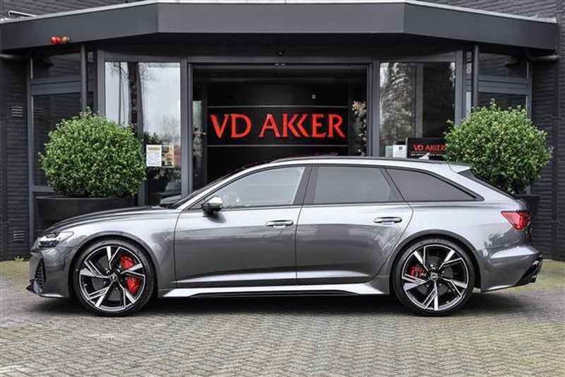 Audi RS6 DYNAMIC PLUS+DESIGNPAKKET+SP.ONDERSTEL NP.238K afbeelding 9