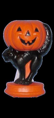Black Cat O Pumpkin photo