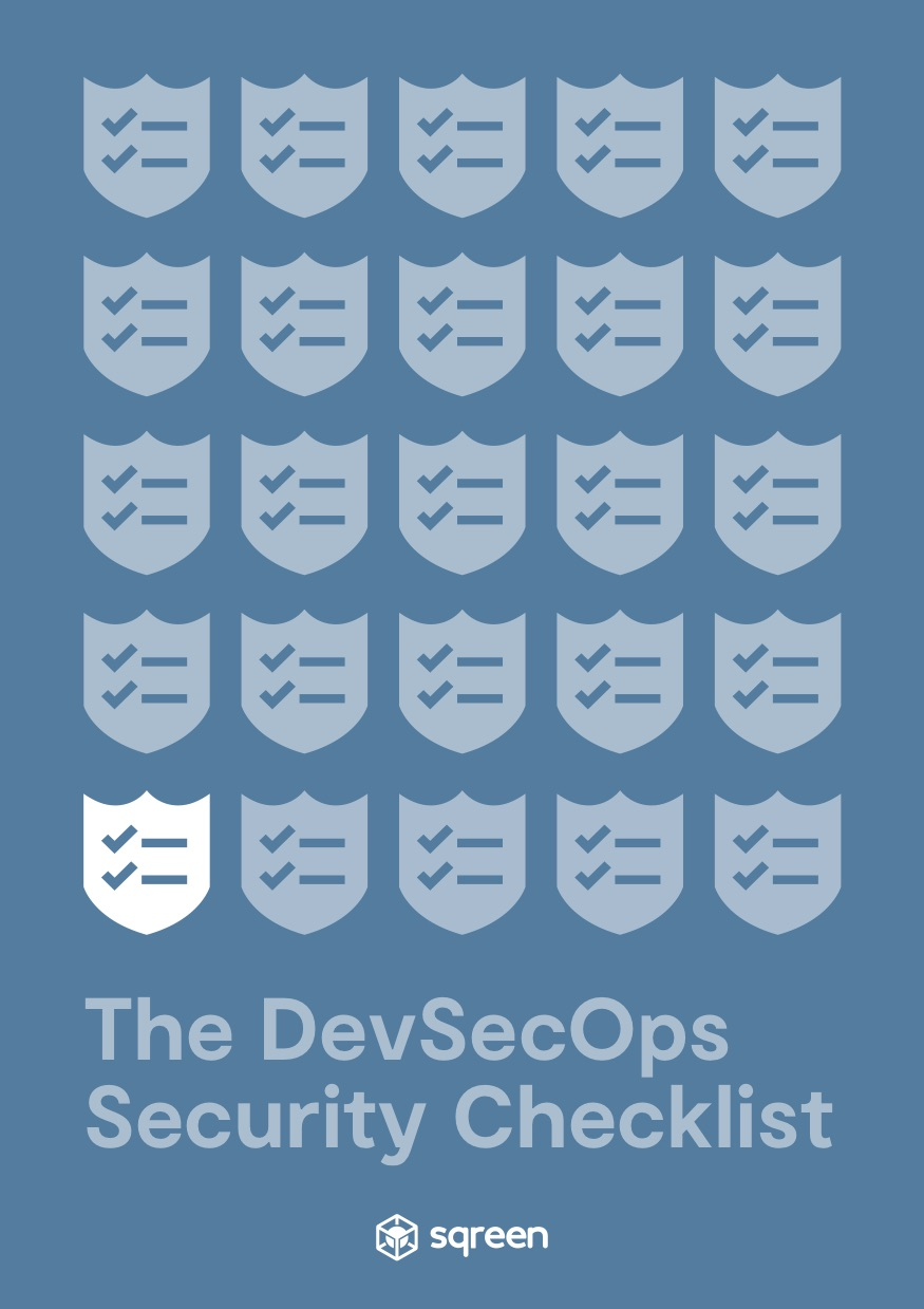 The DevSecOps Security Checklist
