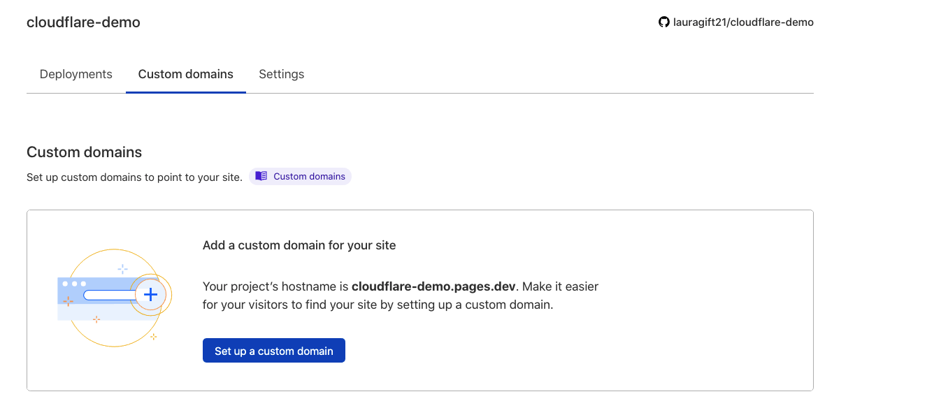 Custom Domain