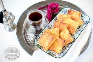 Semolina Sweet Biscuits