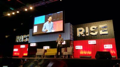 Rise Summit Neil Shen