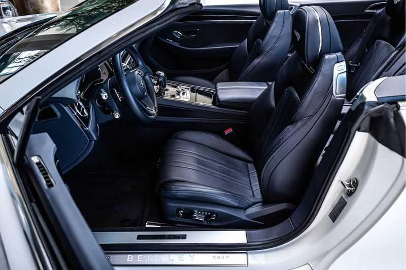 Bentley Continental GTC 6.0 W12 | Dynamic Ride | Comfort Sport | Massage afbeelding 13