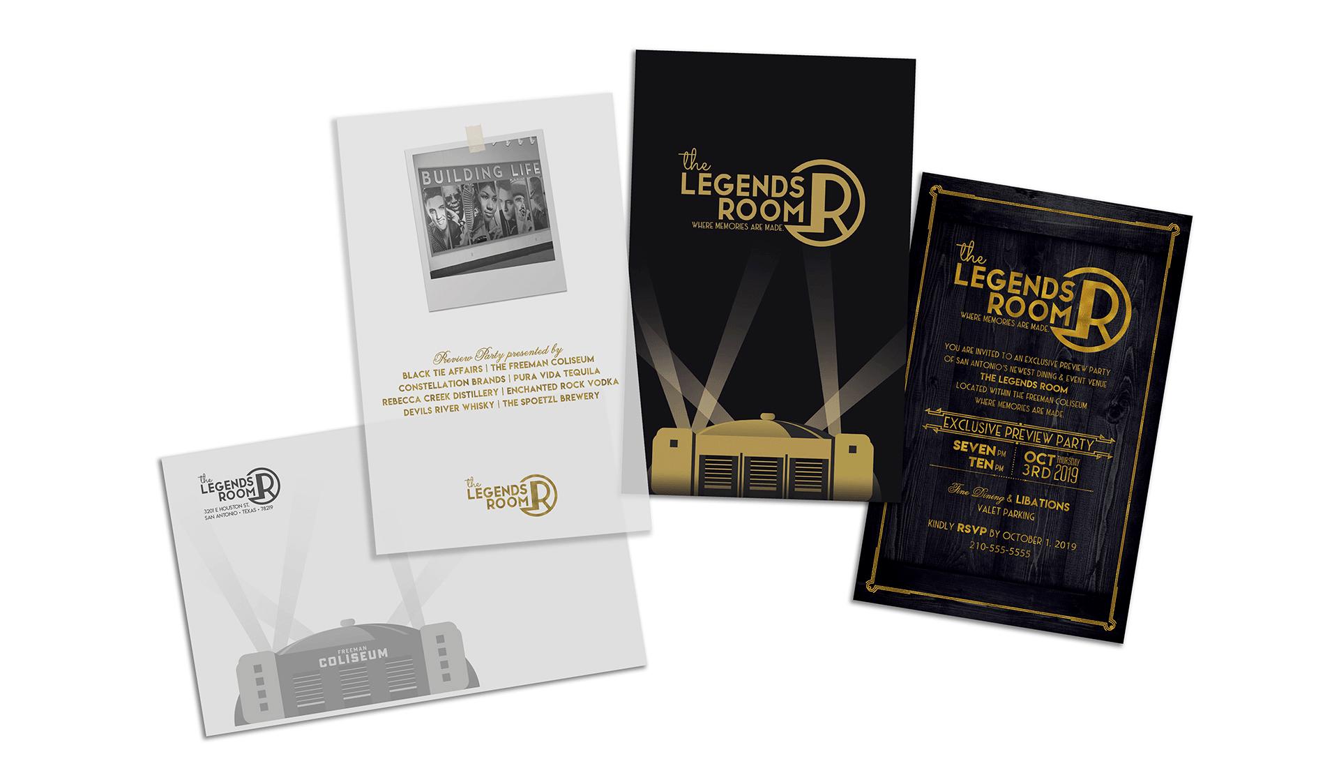 Legends Room Invite