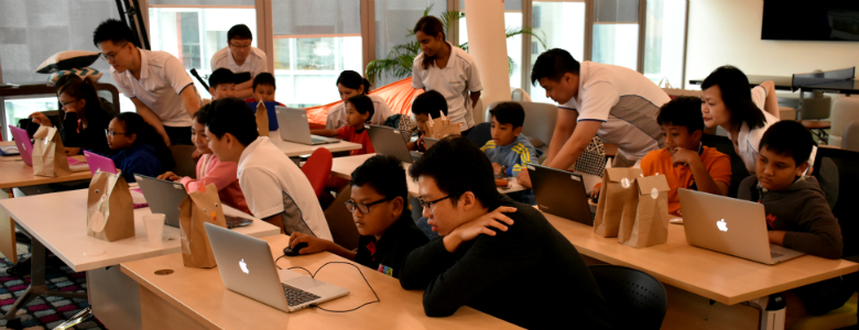 Why kids should consider Coding
