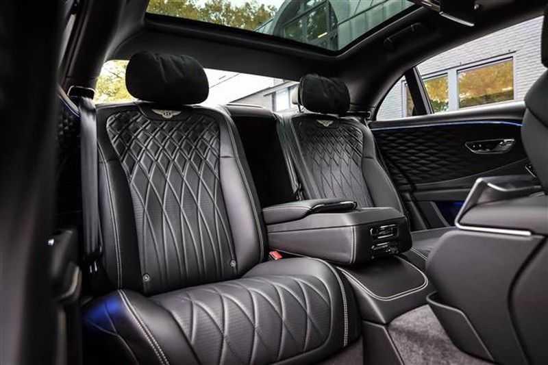 Bentley Flying Spur W12 FIRST EDITION+NAIM+MULLINER+HEADUP afbeelding 12