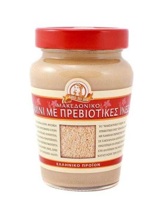 Tahini macédonien aux fibres prébiotiques - 330g