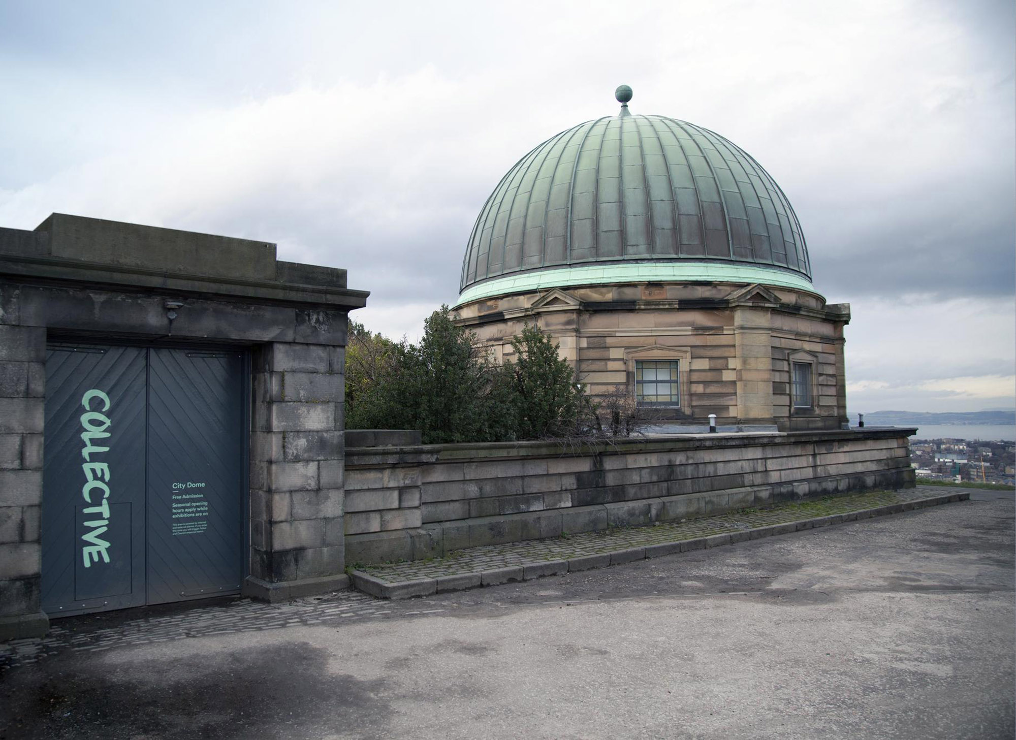 Image of Collective Gallery Observatory