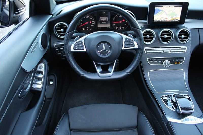 Mercedes-Benz C-Klasse Cabrio 300 AMG Cabriolet afbeelding 9