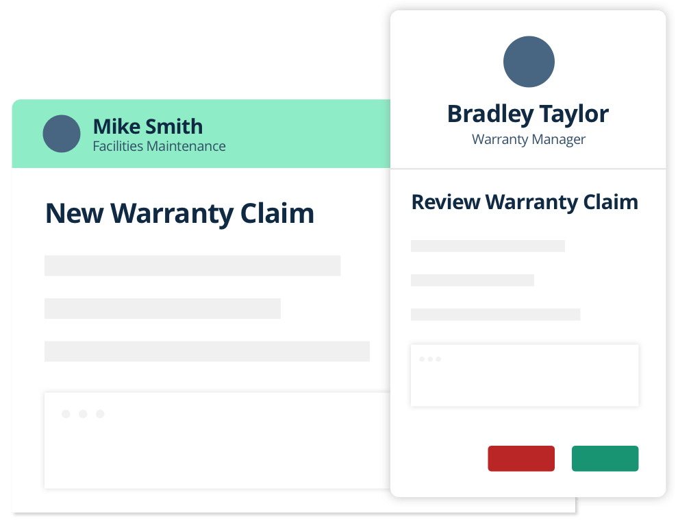 Buildr warranty management