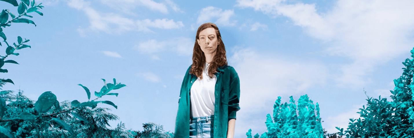 Hanna Bervoets is deze zomer te zien bij Zomergasten