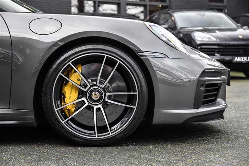 Porsche 911 TURBO S CABRIO ACC+ST.KOELING+MATRIX LED afbeelding 17