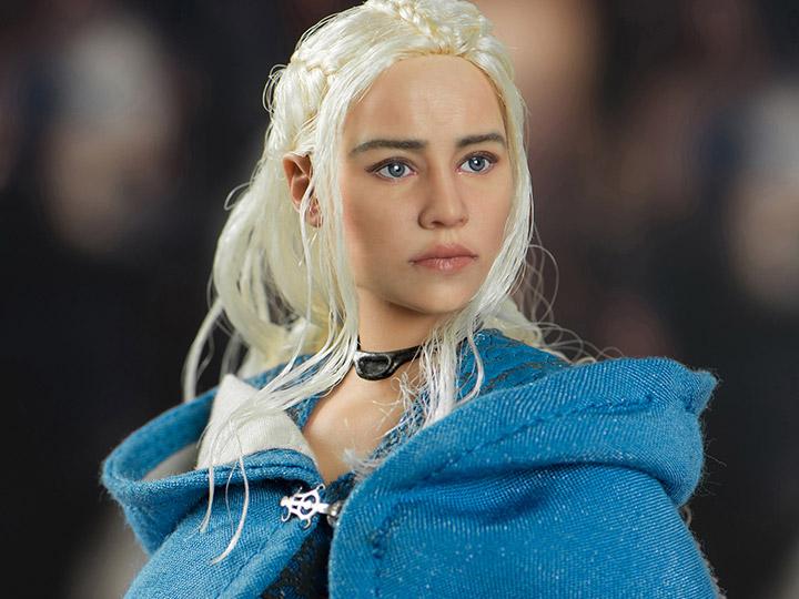 Threezero Game of Thrones Daenerys Targaryen 1/6th Scale Collectible Figure