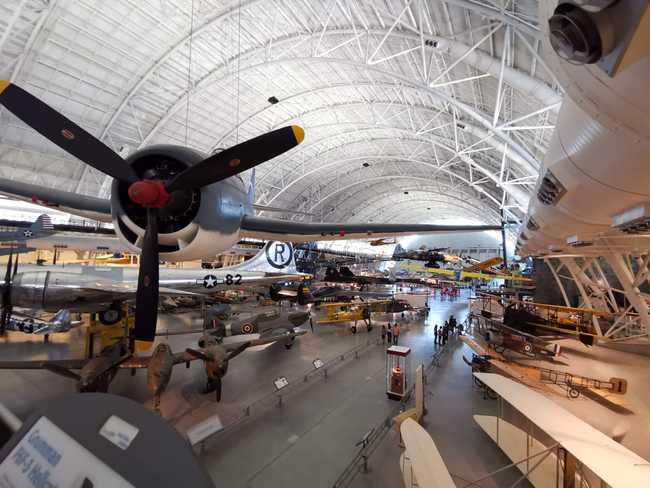 Air & space museum à Dulles