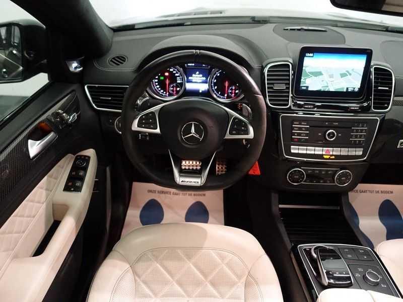 Mercedes-Benz GLE Coupé 43 AMG 4MATIC Bi-Turbo 391pk Autom Panodak, Designo Leer, B&O, Full! afbeelding 9