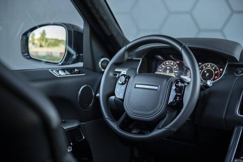 Land Rover Range Rover Sport SVR 5.0 V8 SC ESTORIL BLUE afbeelding 25