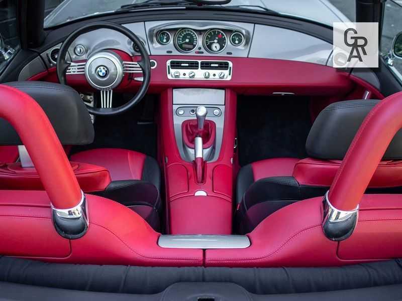 BMW Z8 | Rood leder | Origineel | Concours staat afbeelding 9