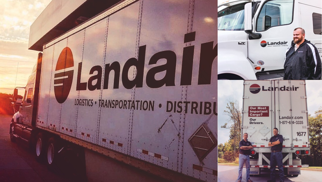Landair Transportation challenge image
