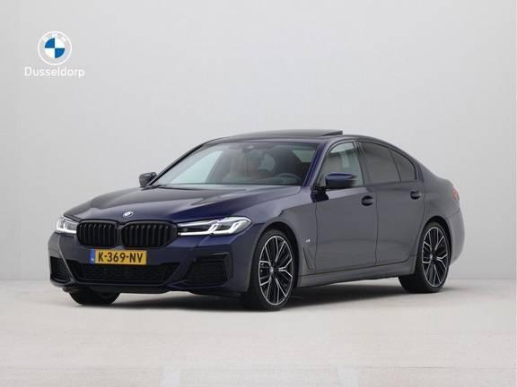 BMW 5 Serie Sedan 530i High Executive M-Sport Automaat