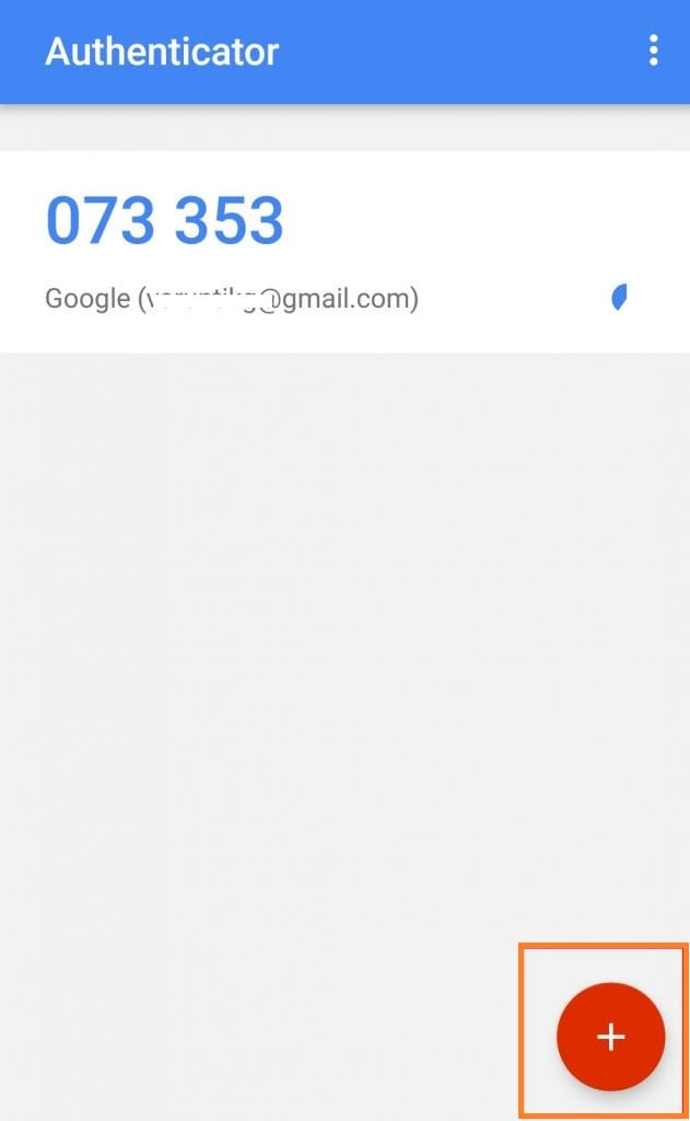Set up Google Authenticator for Facebook