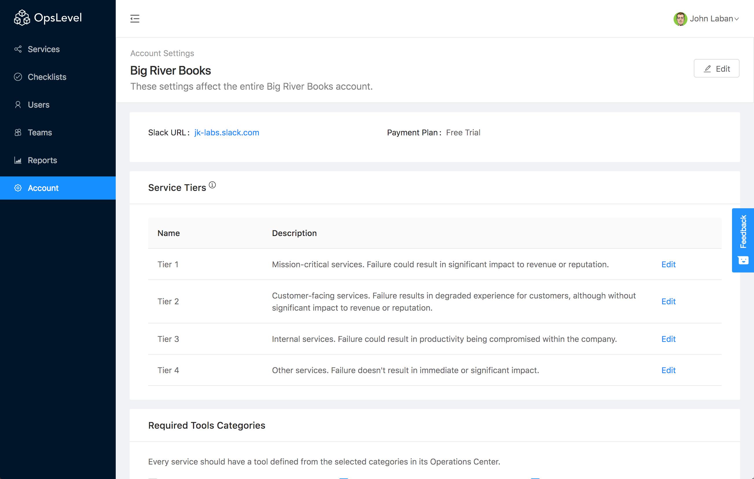 Tier List Screenshot