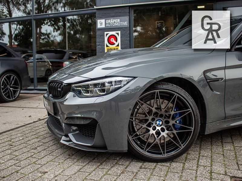 BMW M4-serie Coupé M4 Competition | Schuifdak | Carbon afbeelding 17
