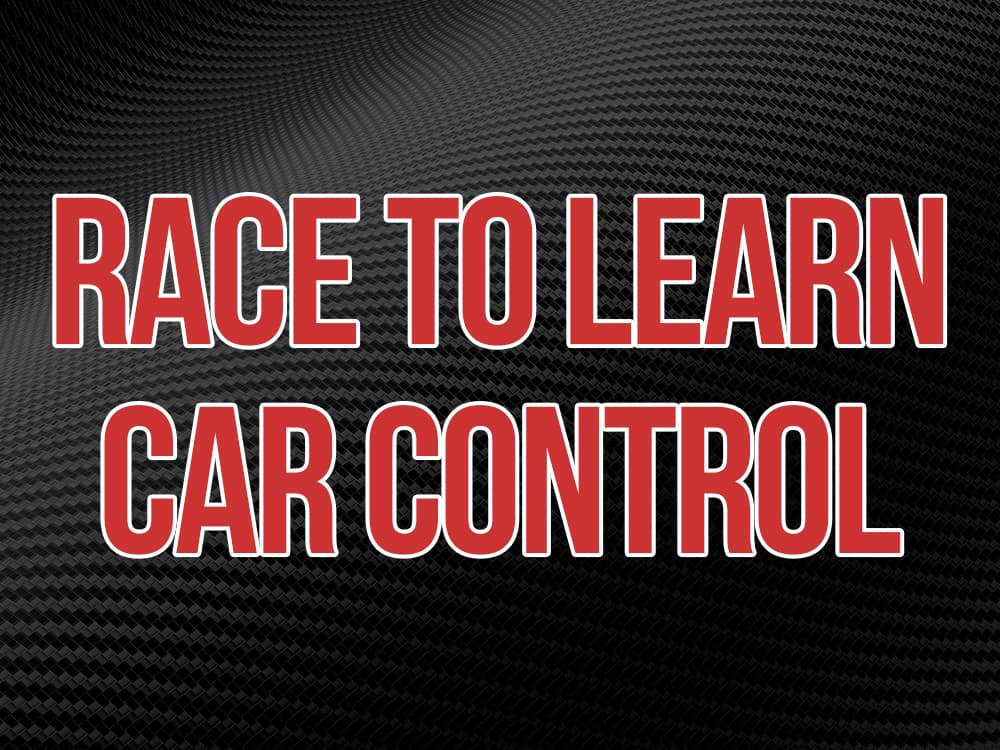 Race To Learn Car Control
