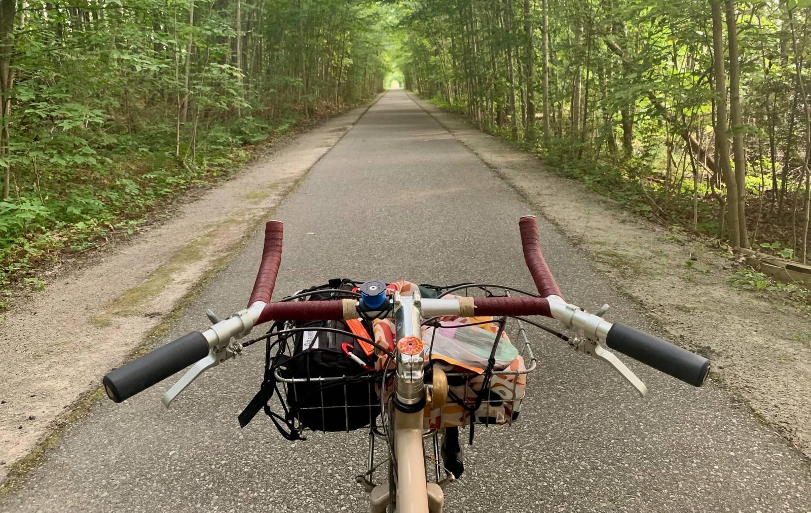 The Simcoe Loop trail
