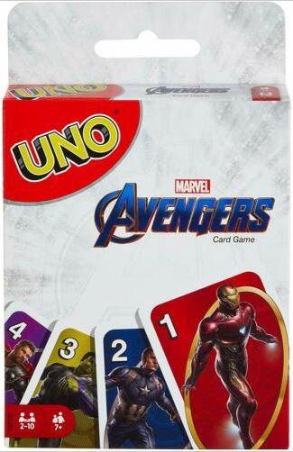 Marvel Avengers Uno (2018)