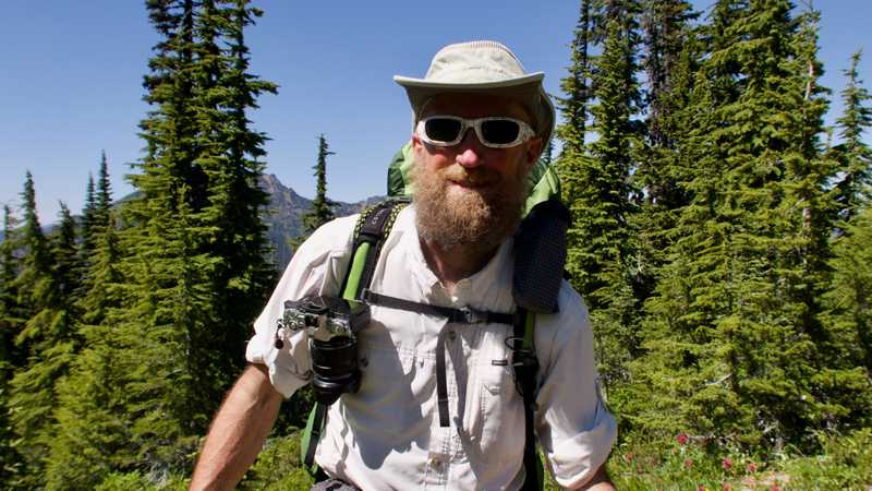 A NOBO hiker named Andre