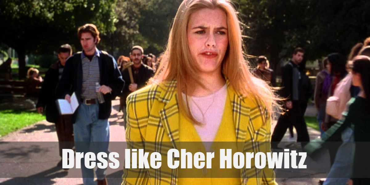 Fun and Preppy 90s Cher Horowitz Costume