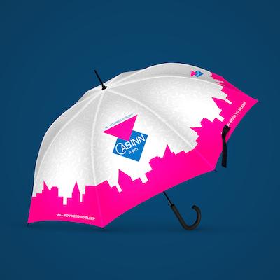 Paraply til Abrella