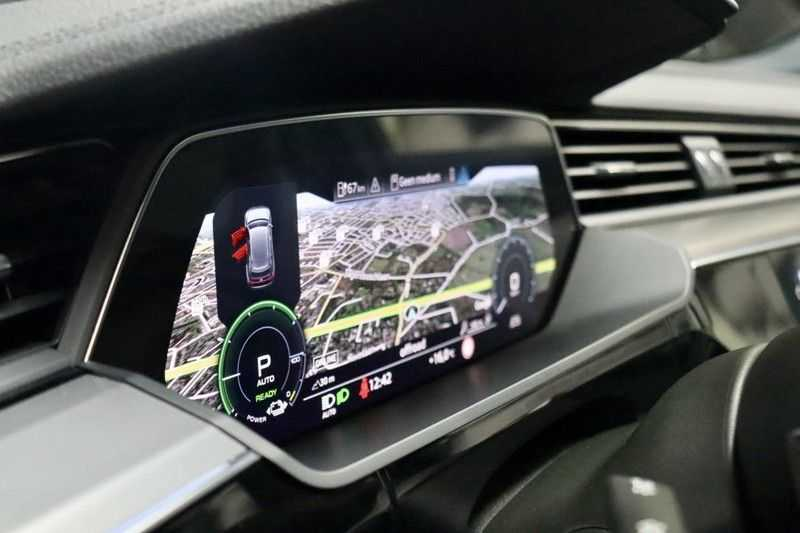Audi e-tron 55 Quattro Advanced Pro 2X S-Line HUD Siambeig EX BTW afbeelding 7