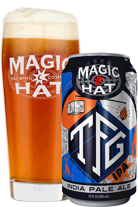 TFG Pint and Can