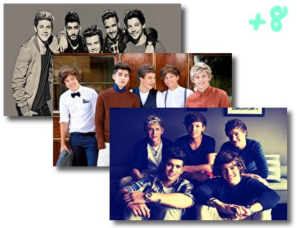 One Direction theme pack