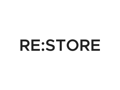 RE:STORE logo