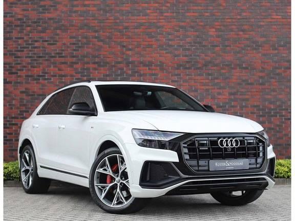 Audi Q8 50TDI Quattro *22'*Pano*B&O*Standkachel*Soft-Close*