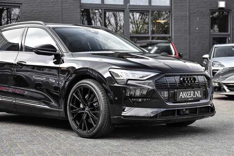 Audi e-tron 55 QUATTRO PANO.DAK+360CAM+HEADUP+B&O afbeelding 17