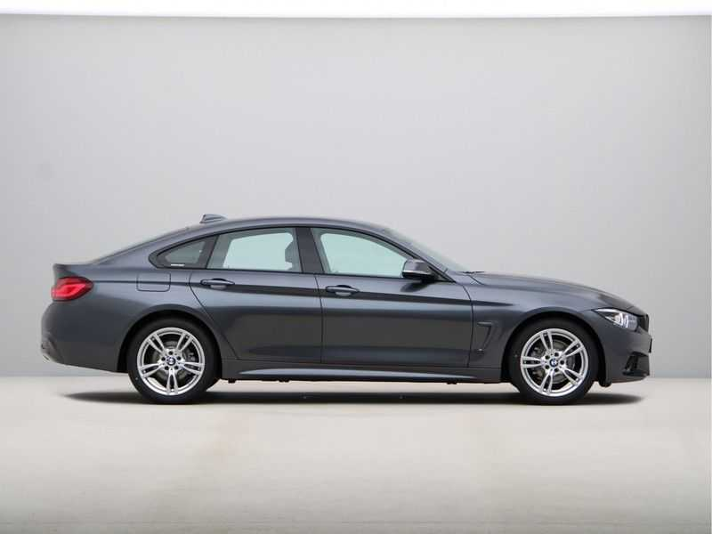 BMW 4 Serie Gran Coupé 418i M Sport Corporate Lease afbeelding 5