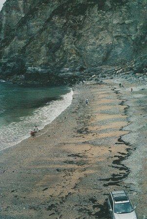 St Agnes Beach (Trevaunance) 6a