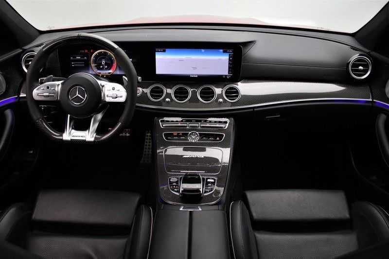 Mercedes-Benz E-Klasse 63 S AMG 4Matic-plus|kuipstoelen|pano|carbon afbeelding 19
