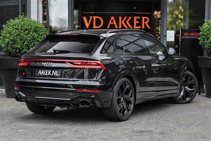 Audi RS Q8 DYNAMIC PLUS+PANO.DAK+MASSAGE+23INCH NP.255K afbeelding 4
